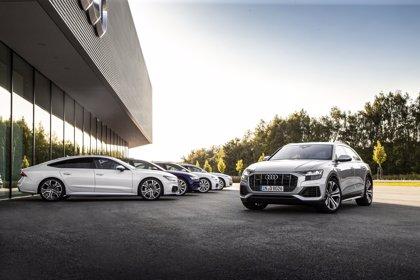 Audi vende más de 150.000 vehículos en todo el mundo en agosto, un 10,9% más