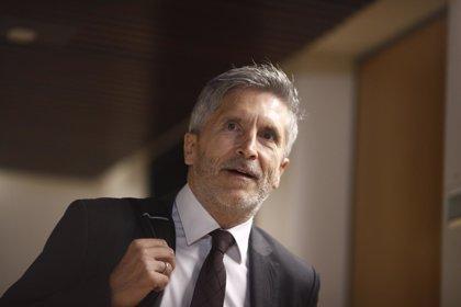 """Marlaska afirma que el nuevo estatus debe """"intentar"""" quedar """"amparado"""" por """"una órbita amplia"""" de la sociedad vasca"""