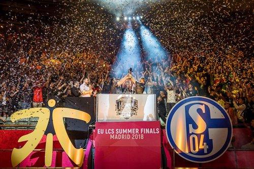 Fnatic campeón LCS Madrid