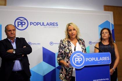 PP exigirá en el Senado al Gobierno que cumpla los compromisos con Cantabria