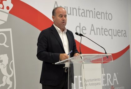 """Alcalde de Antequera critica """"el retraso"""" de Junta con el proyecto del puerto seco y pide que """"no se demore más"""""""