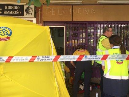 Un hombre mata a su expareja a puñaladas en una peluquería en Villaverde (Madrid)