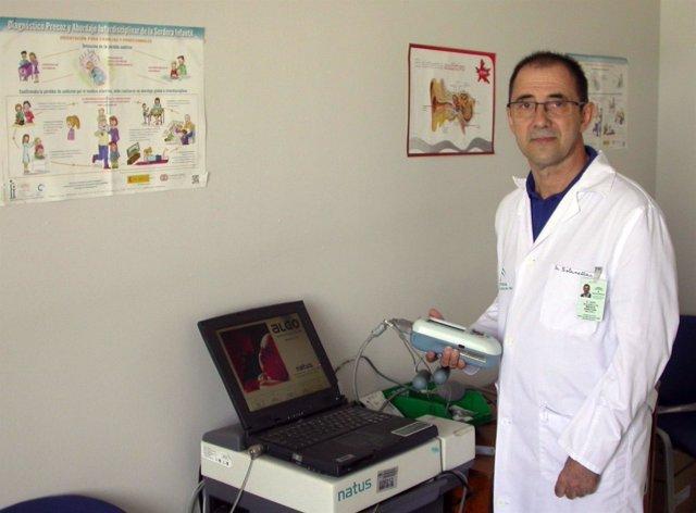 Experto del Hospital de Valme de Sevilla