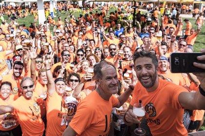 Más de 5.000 personas participaron este domingo en la séptima edición de Beer Runners Madrid