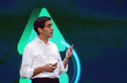 """Álvarez-Pallete abre este martes en Bilbao el ciclo de conferencias de Deusto Forum sobre """"transformación digital"""""""