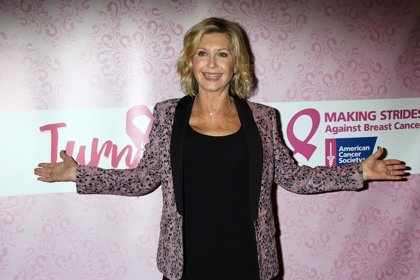 Olivia Newton-John lucha contra el cáncer por tercera vez