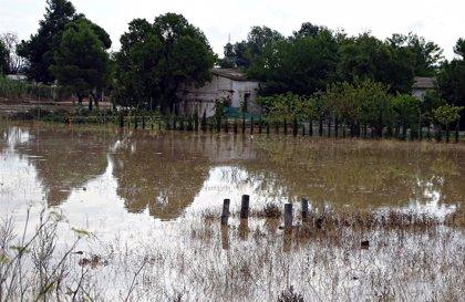 """Las lluvias de las últimas horas provocan """"graves inundaciones"""" en Albacete capital y carreteras cortadas"""