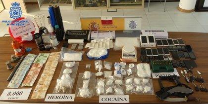 Seis detenidos en Ibiza por introducir droga en la isla