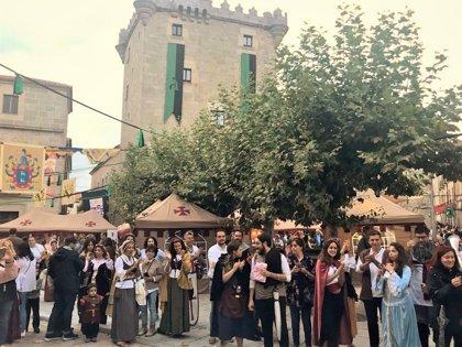 Ávila Auténtica realiza un balance positivo de su actividad en el Mercado Medieval