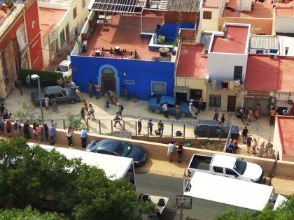 Gal Gadot se incorpora en Almería al rodaje de 'Wonder Woman: 1984' en la Alcazaba y alrededores