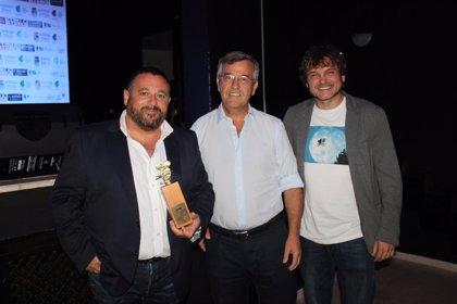 La Semana de Cine Fantástico de la Costa del Sol en Estepona premia la trayectoria del actor Pepón Nieto