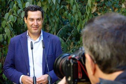 """Moreno: Susana Díaz debe decir la fecha de las autonómicas y poner fin al """"patético teatrillo"""" de PSOE-A y Cs"""