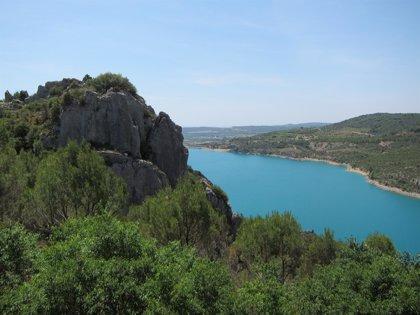 Los embalses de la Cuenca del Ebro están al 70% de su capacidad