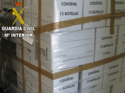 Investigado por estafa un exportador de aceite que vendía al Reino Unido sin la calidad del etiquetado