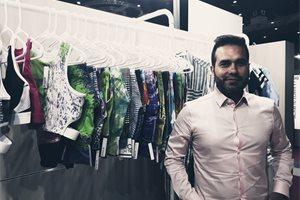 Juan, el empresario textil al que Jennifer López le confió la gestión de su marca en Latinoamérica
