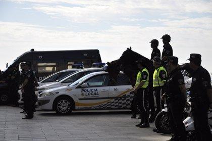 """CCOO protestará este martes en el cuartel de la Policía Local por el """"fracaso"""" en la gestión de Seguridad Ciudadana"""