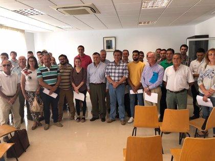 La Junta entrega 2,7 millones de euros a los agricultores de La Vega para la modernización de explotaciones