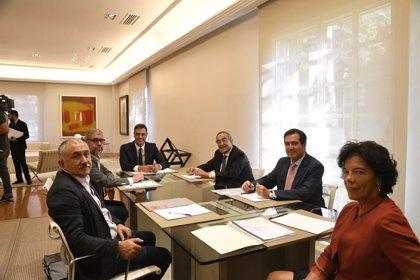 Sánchez traslada a patronal y sindicatos que no hay ningún problema con la venta de corbetas a Arabia Saudí