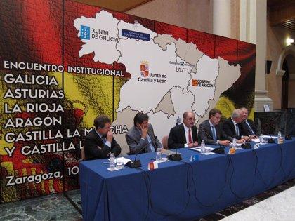 """Las seis regiones de la España vacía apuestan por el """"consenso multilateral"""" para la financiación autonómica"""
