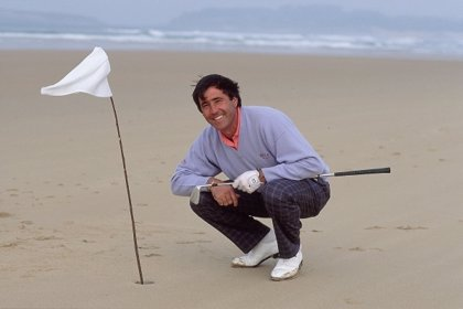 Los profesionales del golf homenajearán a Seve Ballesteros en Somo