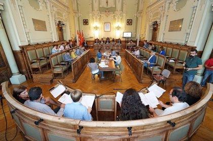 """El PSOE apoya la """"laicidad"""" del Ayuntamiento de Valladolid en una moción que el PP tacha de """"liberticida"""""""