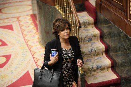 Santamaría abandona la política