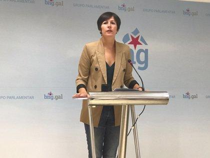 """El BNG pide al Estado 186 millones para dependencia y exige a la Xunta una partida """"extra"""" para paliar listas de espera"""