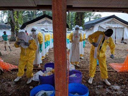 """MSF llama a no """"bajar la guardia"""" porque el brote de ébola en RDC no ha terminado"""