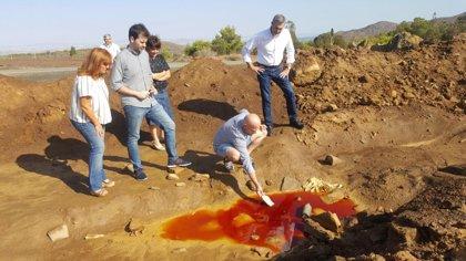 """Podemos lamenta que cada día de lluvia en la Sierra Minera se convierta en """"un peligro para la salud"""""""