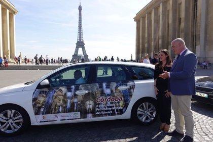 Córdoba lleva sus principales atractivos turísticos a París (Francia) y Frankfurt (Alemania)