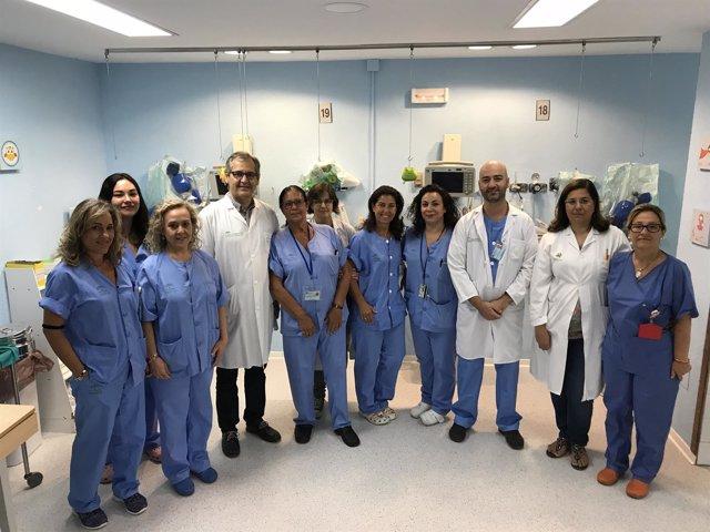 Hospital Macarena, 'Centro contra el dolor perioperatorio'