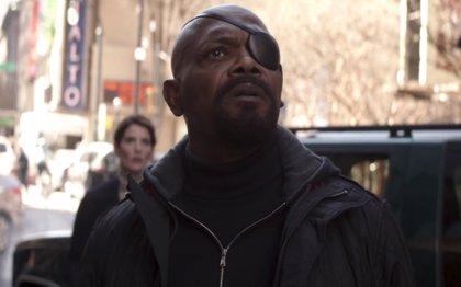 Kevin Feige explica por qué Nick Fury toma esa decisión al final de Infinity War