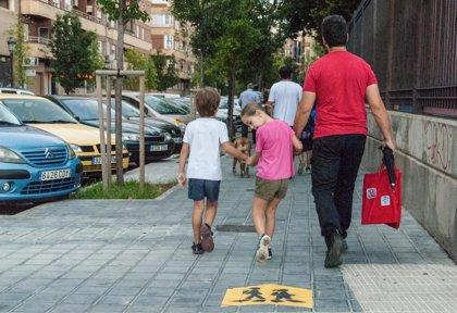 El Ayuntamiento de València añade 19 nuevas rutas escolares para el alumnado en Ciutat Vella, Russafa y Algirós
