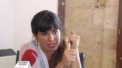 """Teresa Rodríguez saluda que Carmena repita porque una legislatura """"es poco tiempo para desarrollar un proyecto completo"""""""