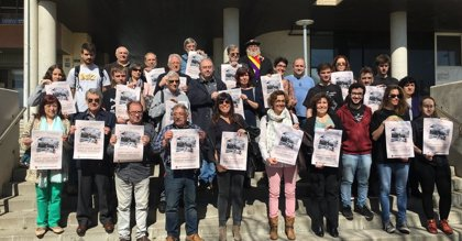 """Lleida Lliure de Franquisme pide al Ayuntamiento """"la retirada inmediata de las calles franquistas"""""""