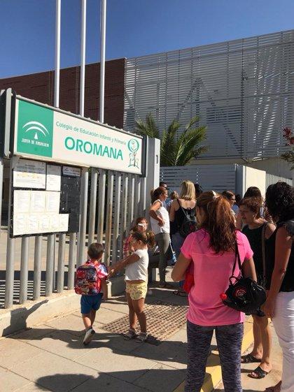 Casi 8.200 escolares de infantil y primaria empiezan el curso en Alcalá de Guadaíra (Sevilla)