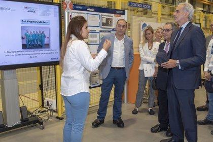 El Hospital de Getafe mejora el rendimiento quirúrgico en colaboración con Airbus, eliminando los tiempos muertos