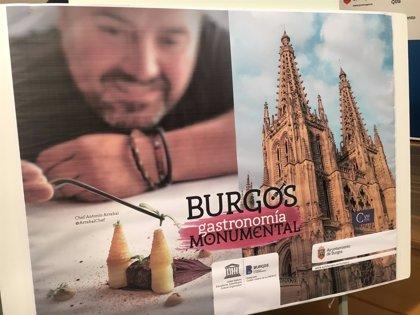 Burgos promocionará su gastronomía y patrimonio en los autobuses de Salamanca y Valladolid