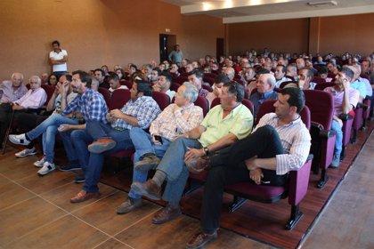 La Plataforma y Comunidad de Regantes El Fresno reciben este martes las concesiones de agua para un periodo de 20 años