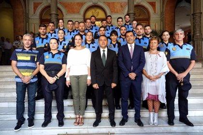 El Ayuntamiento de Santa Cruz de Tenerife propone crear 31 plazas de Policía Local en 2018