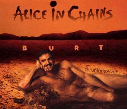 El fantástico homenaje de Alice in Chains a Burt Reynolds