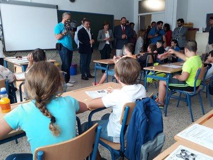 Más de 84.000 alumnos vuelven a clase en los colegios de Granada
