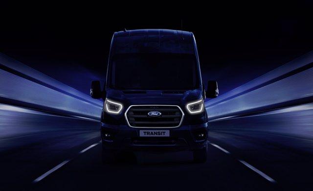 Ford presentará en Hannover (Alemania) la última generación del Transit