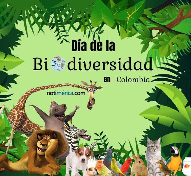 Día de la Biodiversidad en Colombia