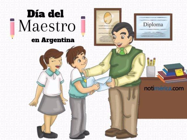 Maestro en Argentina