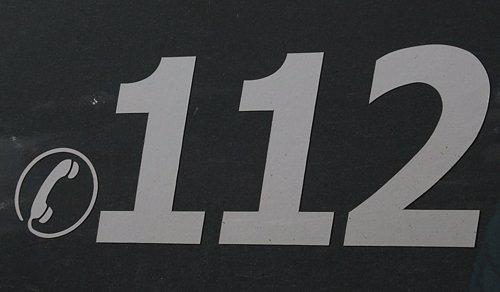 Logotipo del 112