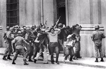 45 años del golpe de Estado que inició la dictadura de Augusto Pinochet en Chile