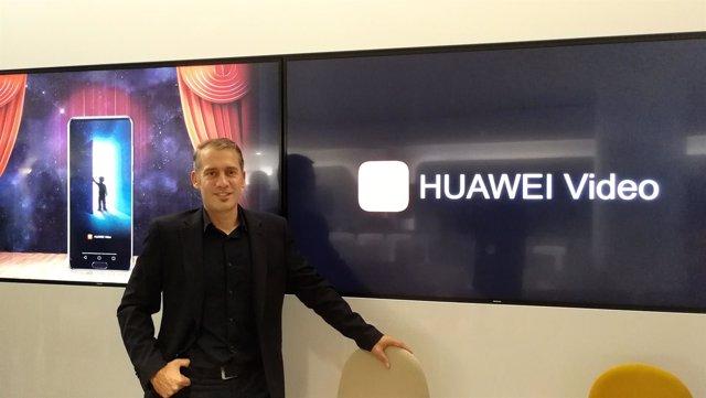 Presentación de Huawei Video