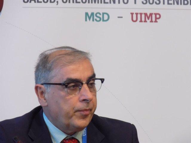 José Martínez Olmos. Portavoz Sanidad PSOE Senado