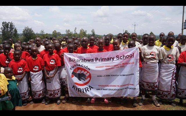 La Fundación San Pablo CEU colabora con la ONG Kirira para proteger a las niñas de Kenia de la mutilación genital